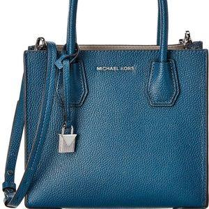 Michael Kors Leather Messager Bag